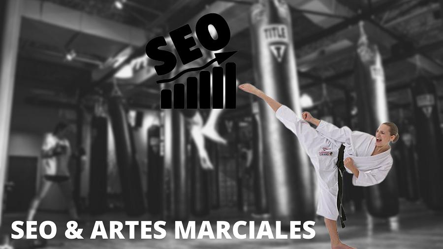 SEO & Artes Marciales