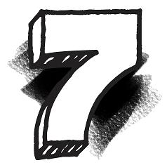 numero 7